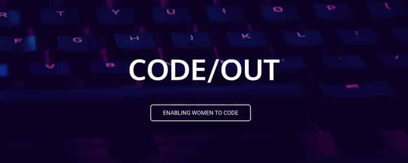 Code/Out and Arke are joining forces to help Female inmates in Georgia learn computer coding skills