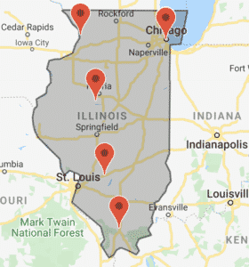 Illinois Federal Prisons | Federal Prisons in Illinois