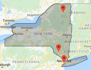 New York Federal Prisons | Federal Prisons in New York