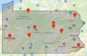 Pennsylvania Federal Prisons | Federal Prisons in Pennsylvania