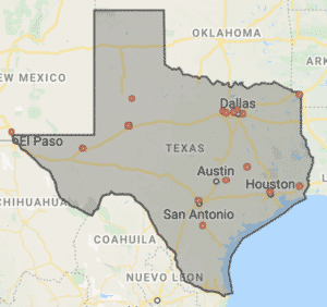 Texas Federal Prisons | Federal Prisons in Texas